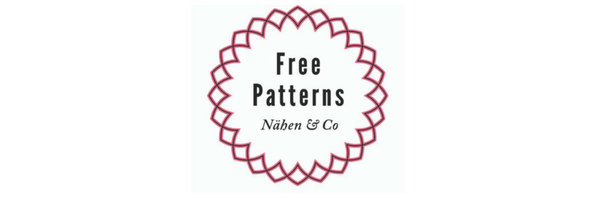 Free Patterns – Liebe zum Nähen