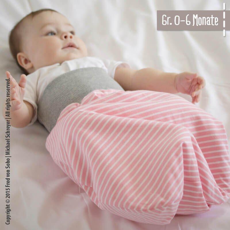 Strampelsack für die Kleinsten (Gr. 0-6 Monate) von Fred von SOHO