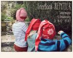 Titelbild kostenloses Schnittmuster Zipfelmütze von Hummelhonig
