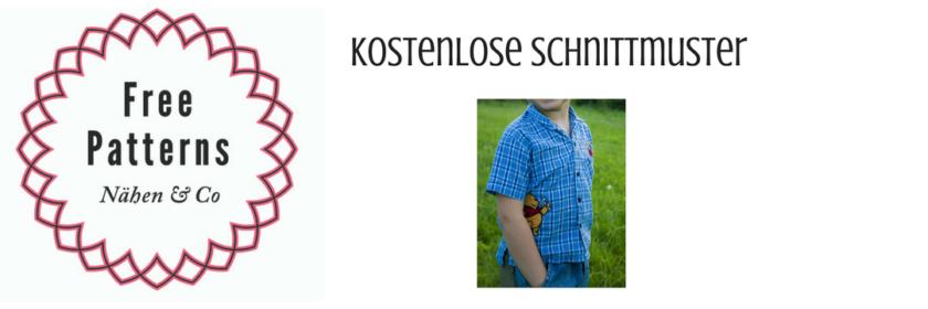 Bekleidung für Kids – Jungen | Kostenlose Schnittmuster, Nähmagazin ...