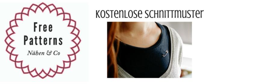 Oberteile für Damen | Kostenlose Schnittmuster, Nähmagazin & Co rund ...