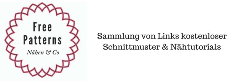 Kostenlose Schnittmuster | Kostenlose Schnittmuster, Nähmagazin & Co ...