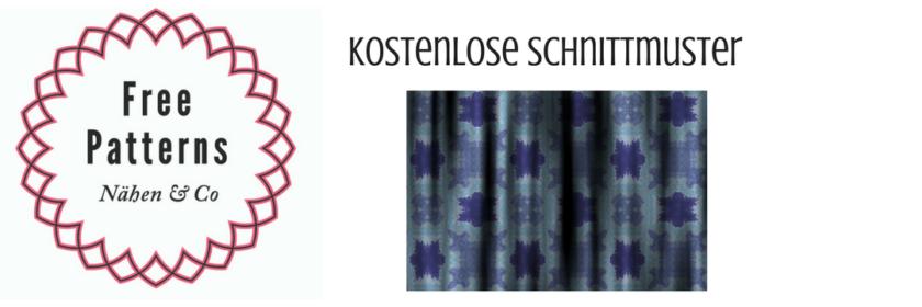Gardinen & Vorhänge | Kostenlose Schnittmuster, Nähmagazin & Co rund ...