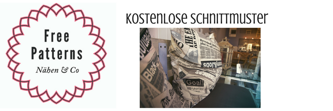 kissen decken kostenlose schnittmuster n hmagazin co rund ums n hen. Black Bedroom Furniture Sets. Home Design Ideas