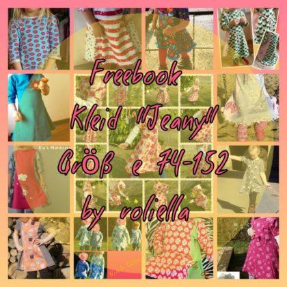 Bekleidung Für Teens (Mädchen)   Kostenlose Schnittmuster ...