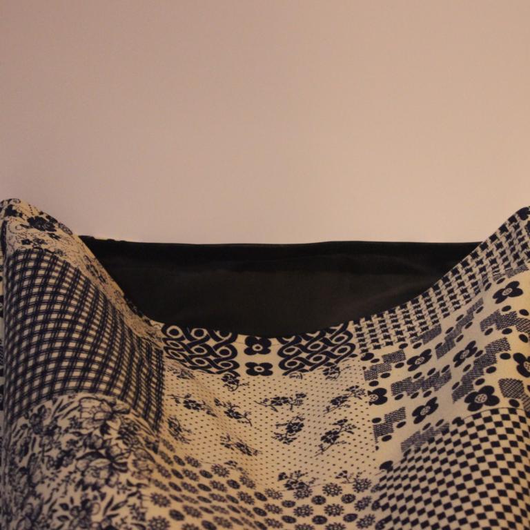 Kostenlose Schnittmuster für Wäschekorb