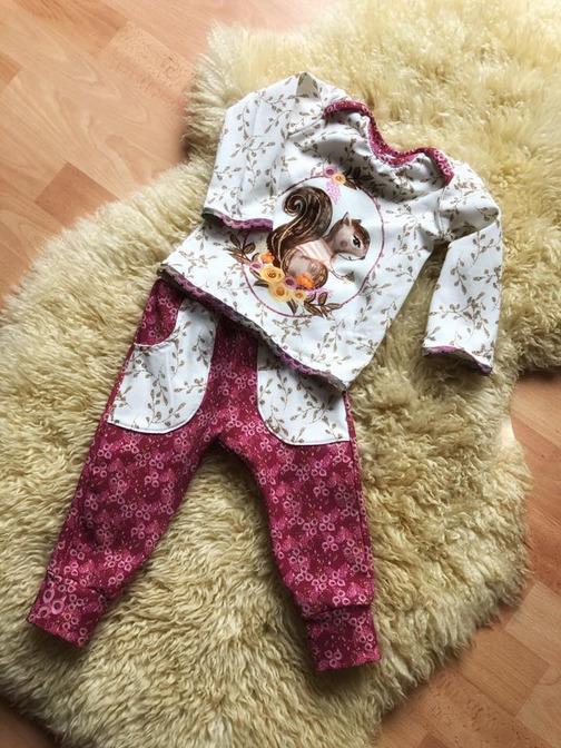 Schnittmuster Baby-Shirt (Gr. 50-92) von Stoffwindelei – 100% kostenlos