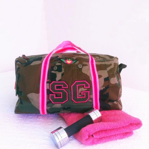 Gratis Schnittmuster Sporttasche von SULKY