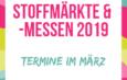 Stoffmärkte im März – Ein Paradies für Nähfans