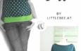 Schnittmuster Damen Fledermaus Shirt BELLA (XS-XL) von littlebee